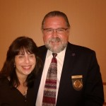 Donna Bloom and Cal Banyan