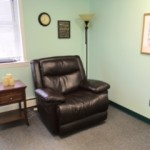 Hypnosis Room at Wise Mind Hypnosis, Long Island Hypnosis