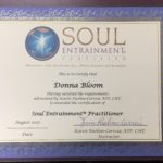 Soul Entrainment Certificate, Long Island Hypnosis