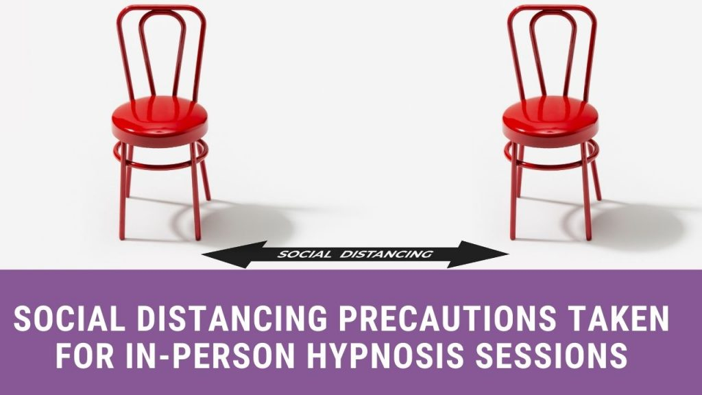 Social Distanced Hypnosis Sessions at Wise Mind Hypnosis on Long Island